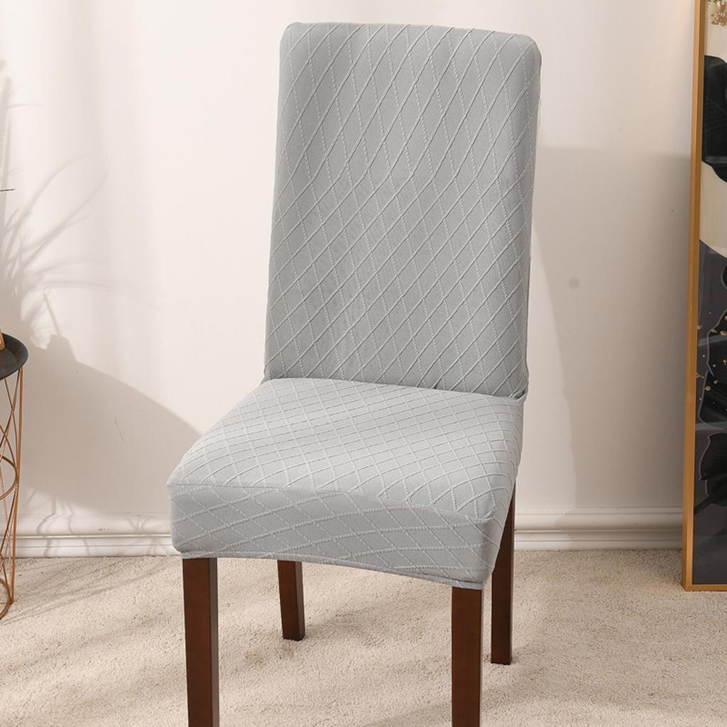 Stretch-Chair-Seat-Cover-Washable-Removable-Decor-Dining-Room-Slipcovers thumbnail 10