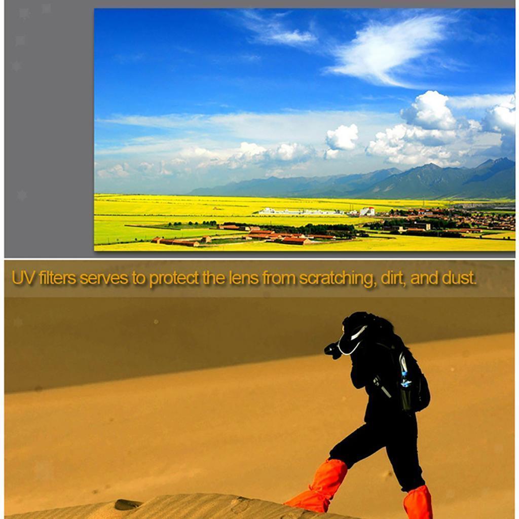 Digital-Ultra-Violet-Filter-Super-Slim-UV-Filter-for-Universal-Camera-Lens thumbnail 22