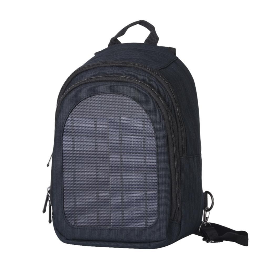 miniatura 34 - Con Cargador Solar mochila 2L para teléfonos inteligentes puerto de carga USB