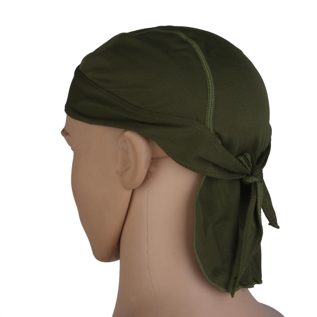 UV-Protect-Head-Wrap-Cap-Pirate-Shawl-Scarf-Hat-Bandana-Tribal-Camping-Riding thumbnail 3