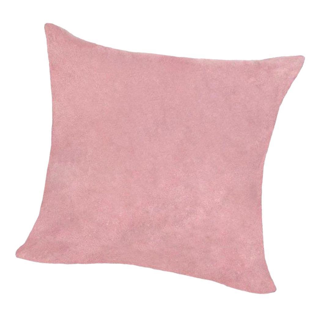 Fodera-per-cuscino-in-velluto-su-entrambi-i-lati-fodera-per-cuscino-18-x-18-039-039 miniatura 21