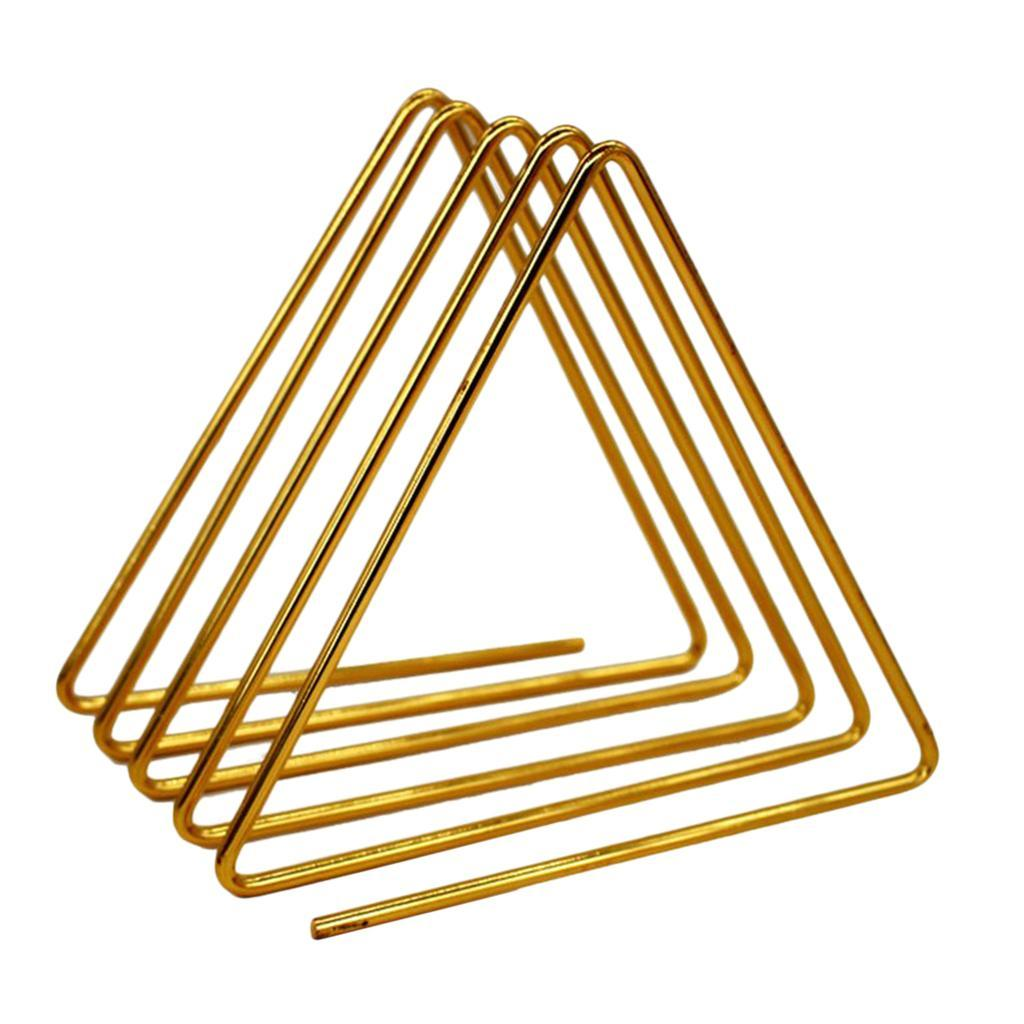 Modern-Minimalist-Bookshelf-Desktop-Metal-Triangle-Book-Rack-File-Sorter thumbnail 4