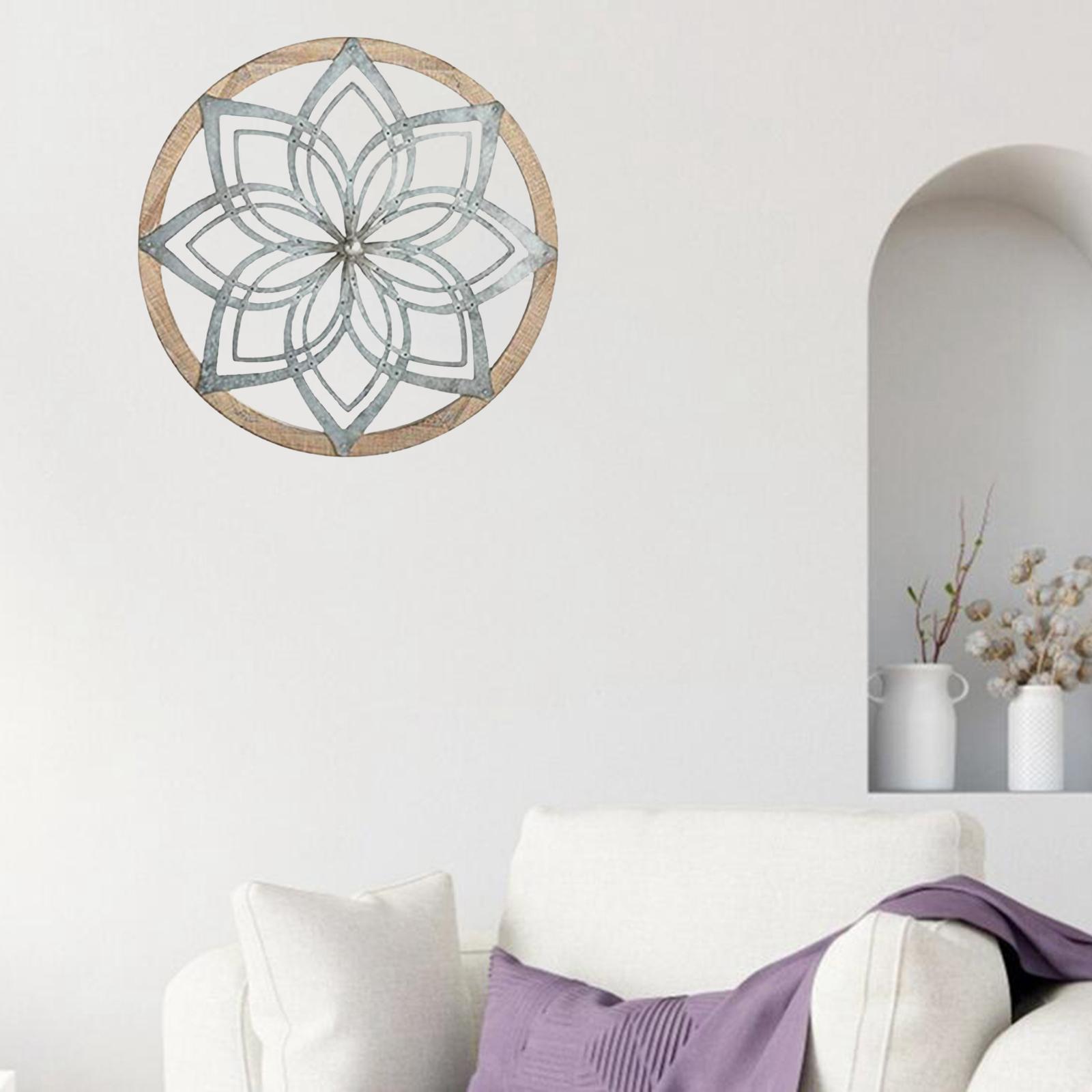 miniatura 2 - Medaglioni, Rustico di Arte Della Parete, Appeso A Parete Placca, Giardino