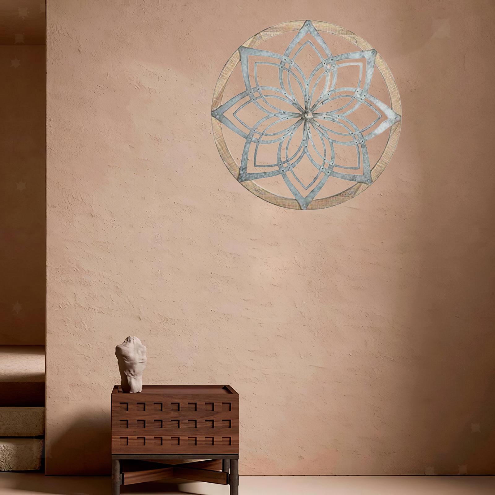 miniatura 4 - Medaglioni, Rustico di Arte Della Parete, Appeso A Parete Placca, Giardino