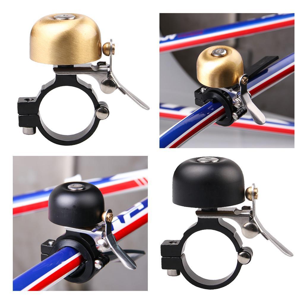 Kupfer-Fahrradglocke-Klingel-Fahrradklingel-Kompaktglocke-MTB-Glocke-Ring-1 Indexbild 6
