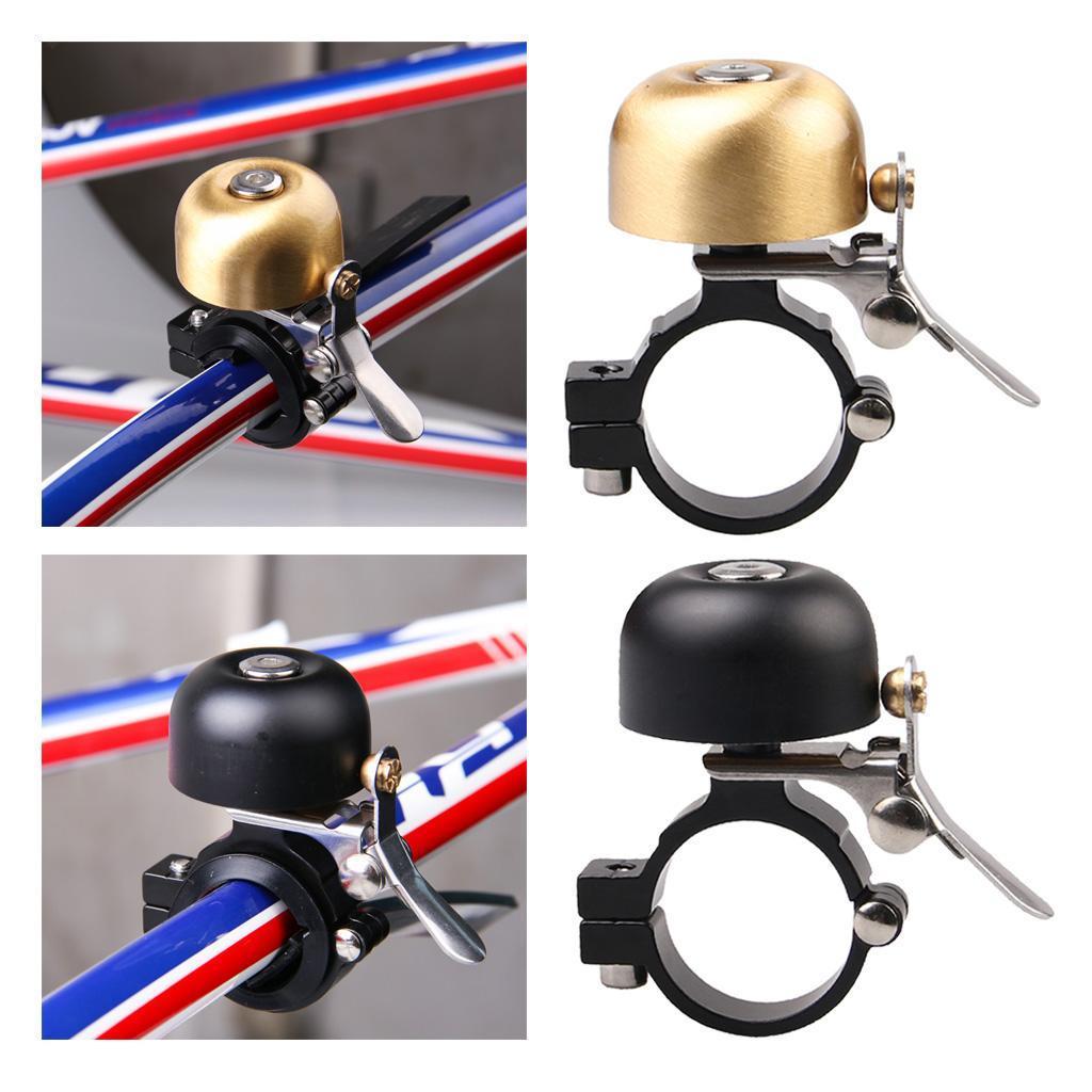 Kupfer-Fahrradglocke-Klingel-Fahrradklingel-Kompaktglocke-MTB-Glocke-Ring-1 Indexbild 5
