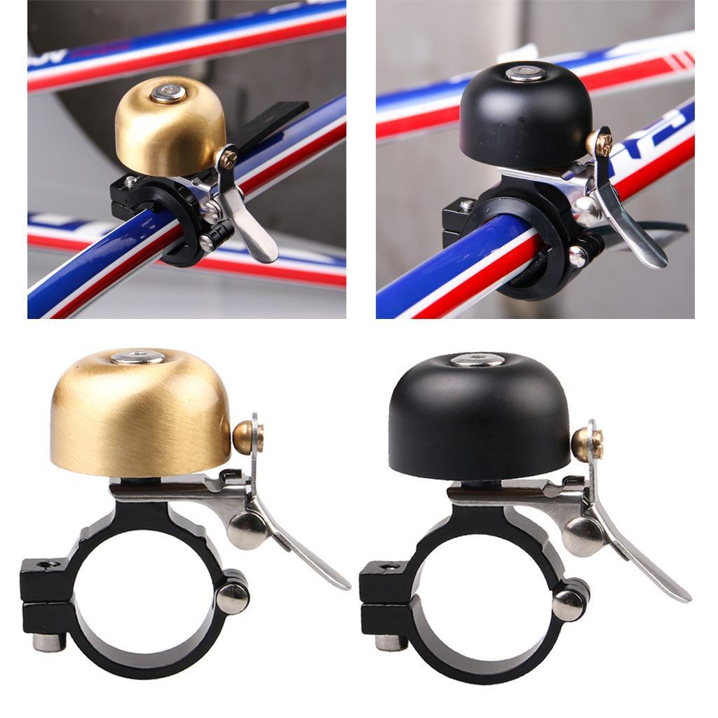 Kupfer-Fahrradglocke-Klingel-Fahrradklingel-Kompaktglocke-MTB-Glocke-Ring-1 Indexbild 12