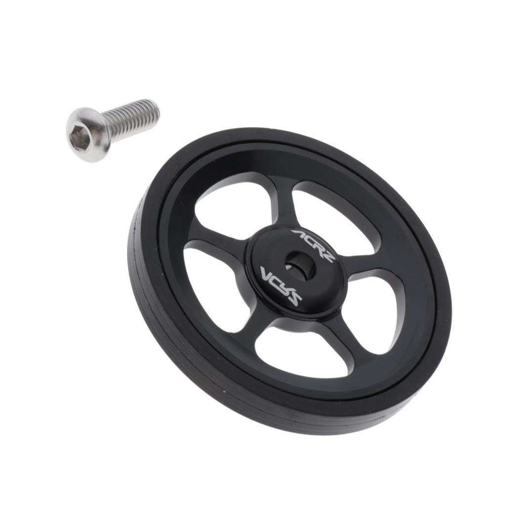 Alloy Wheel Modification Kits Easy Wheel for Brompton Folding Bike Easywheel