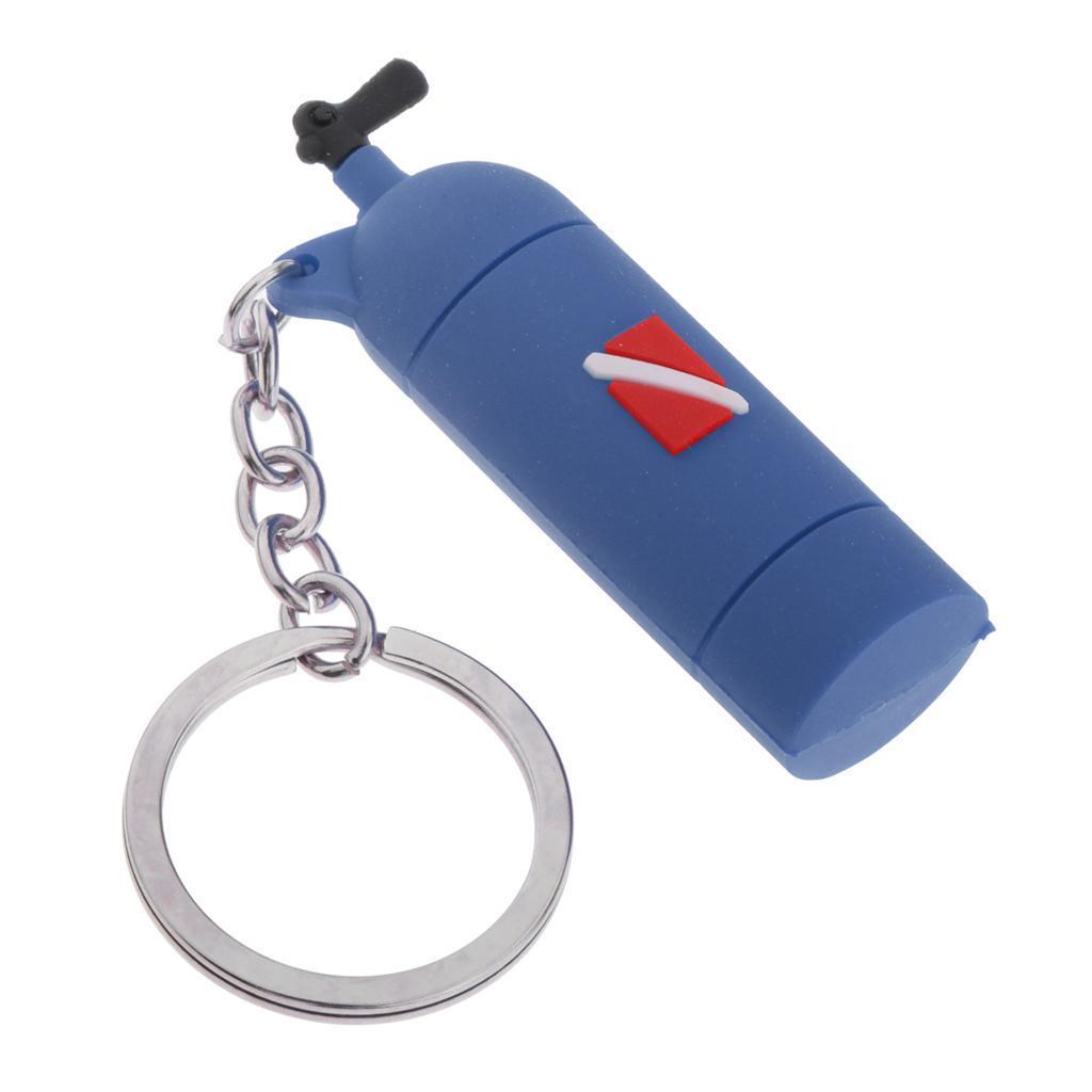 Mini-Diving-Tank-Key-Chain-Novelty-Dive-Air-Cylinder-Car-Keys-Diver-Bag-Tag-Ring thumbnail 16