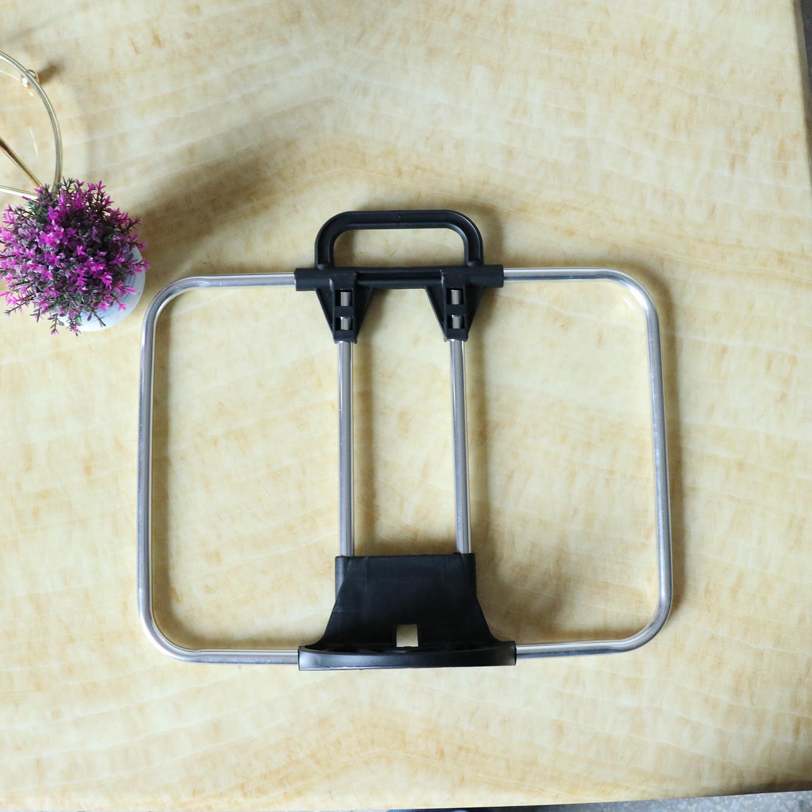 High Strength Bike Front Carrier Porteur Rack Flat Bracket Frame for Brompton