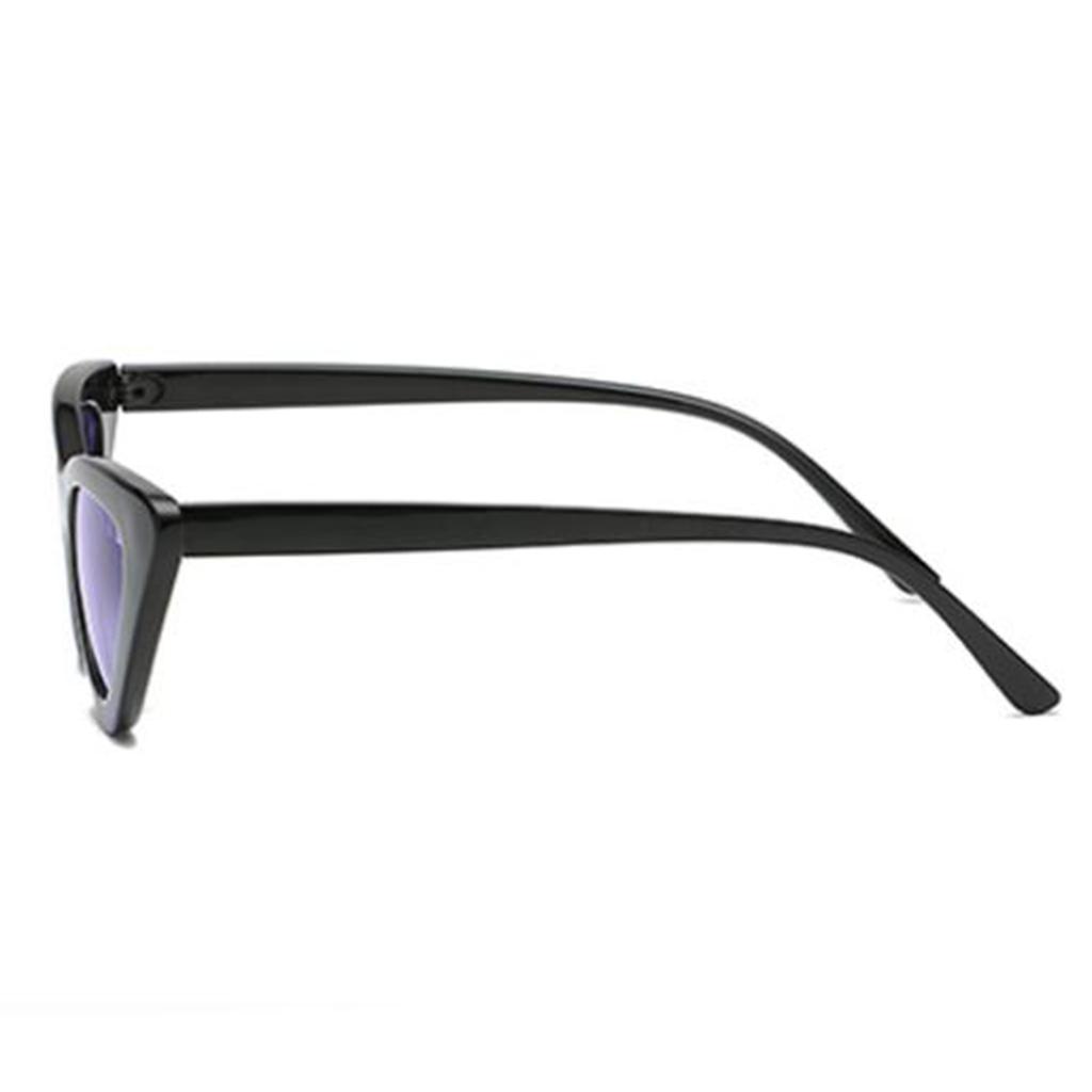 2er-Pack-Frauen-Vintage-Dreieck-Verspiegelte-Sonnenbrille-Brillen-Designer Indexbild 21