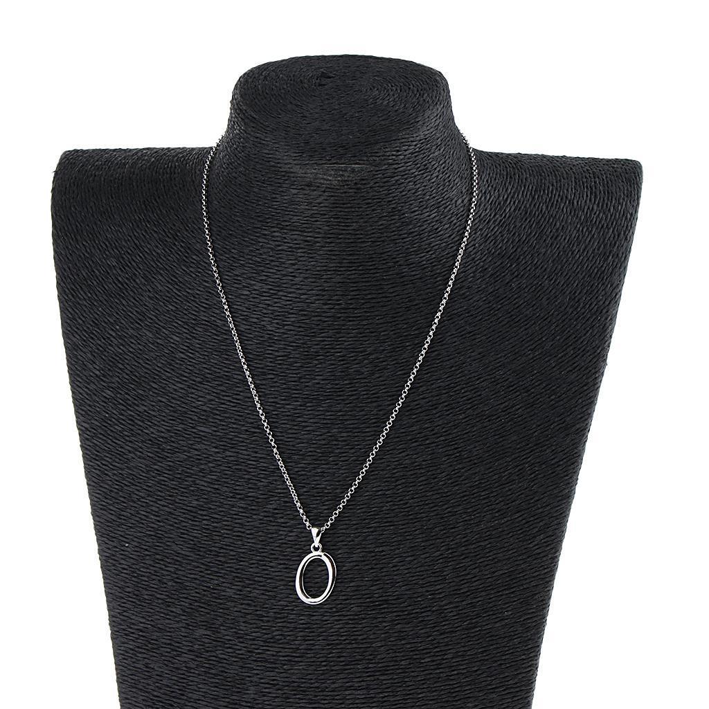 A-Z-Alphabet-Initial-Letter-Pendant-Necklace-Chain-Choker-Jewelry-Men-Women thumbnail 50