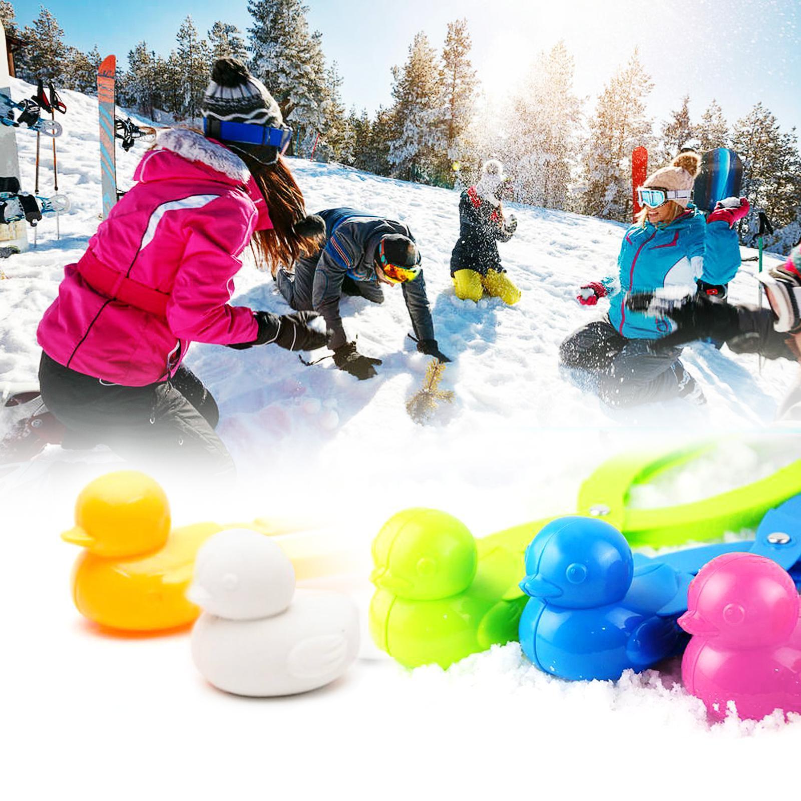 Onceal Katzenform Schneeball Maker Schneeballzange,Kinder Schneeball Maker Schneeball Form Clip Tool Spielzeug f/ür Winter Outdoor-Sportarten