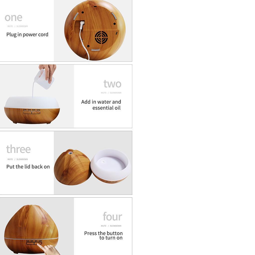 Diffusore-Dell-039-aroma-Di-Fragranza-Di-Spruzzatore-Elettrico-Portatile miniatura 3