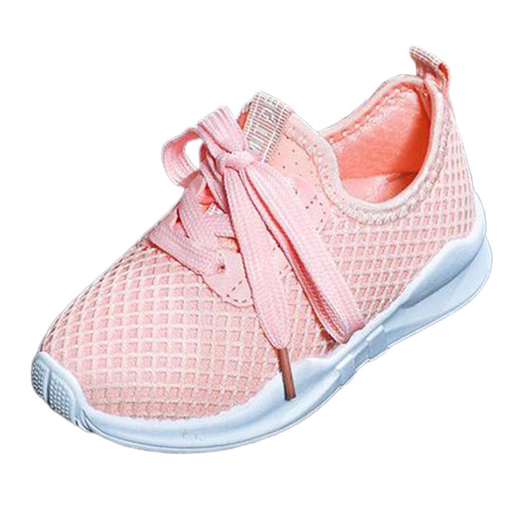 miniatura 22 - Pantofole-per-ragazzi-scarpe-sportive-scarpe-per-bambini-sneakers-per-ragazze