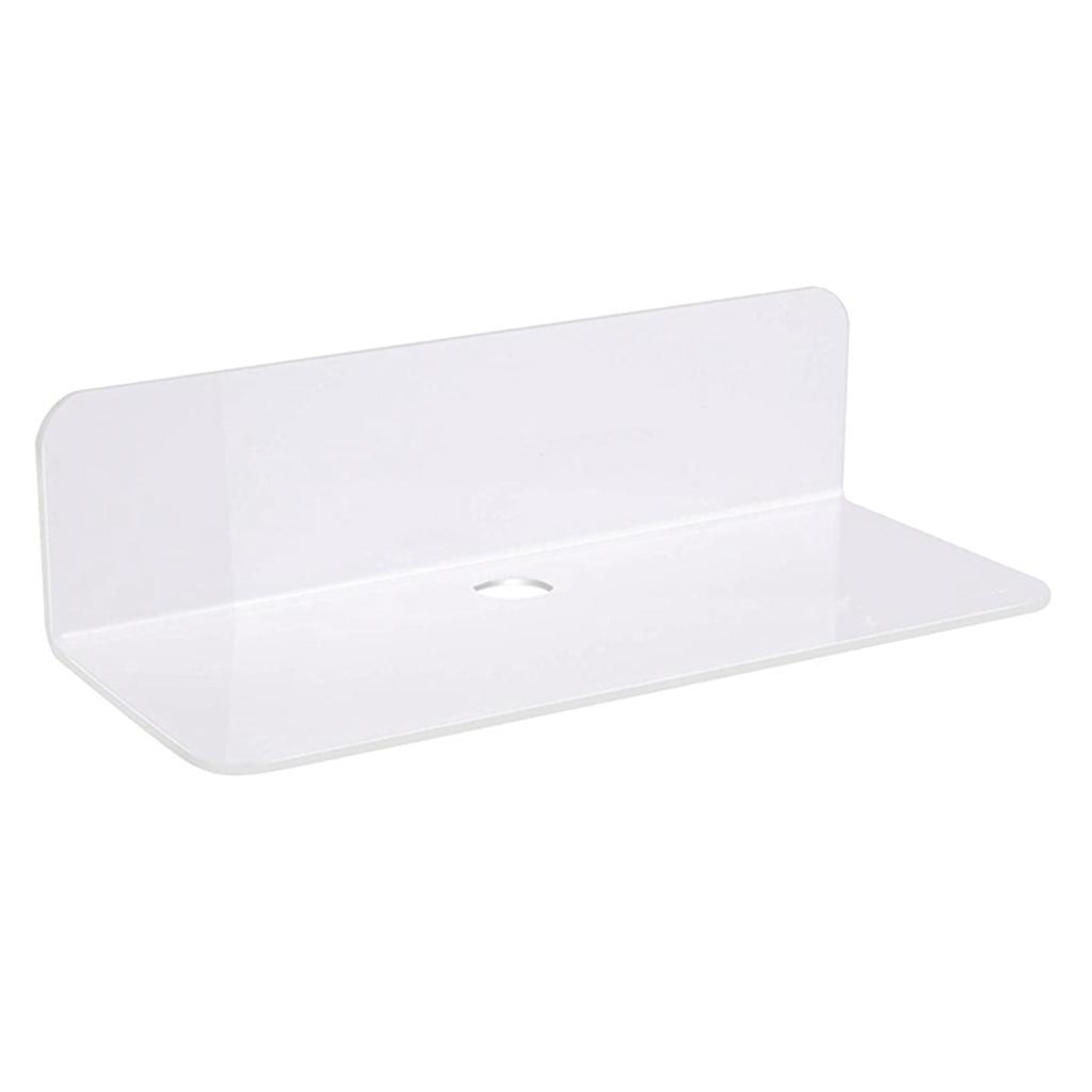 Estante-de-pared-flotante-de-acrlico-soporte-de-exhibicin-extrable-para-altavoce miniatura 13