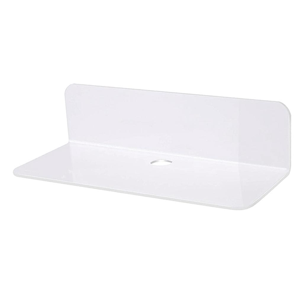 Estante-de-pared-flotante-de-acrlico-soporte-de-exhibicin-extrable-para-altavoce miniatura 14