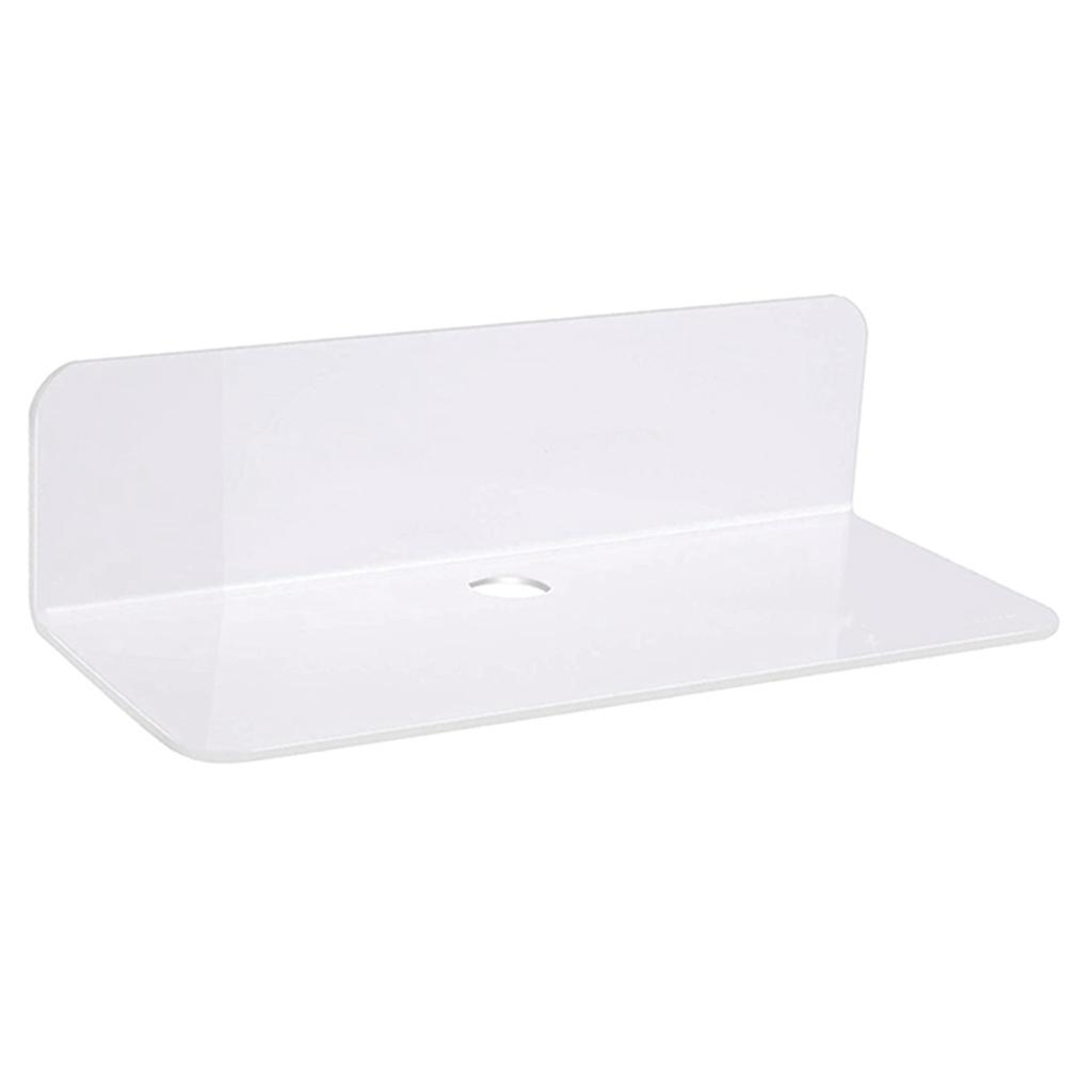 Estante-de-pared-flotante-de-acrlico-soporte-de-exhibicin-extrable-para-altavoce miniatura 15