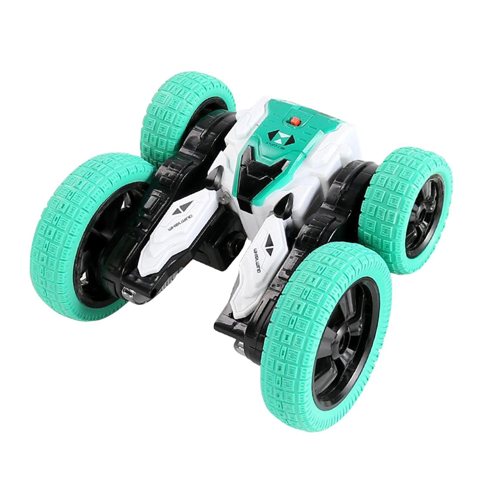 miniatura 29 - Telecomando Auto Stunt Car Giocattolo Per Bambini 2.4GHz di Controllo Remoto