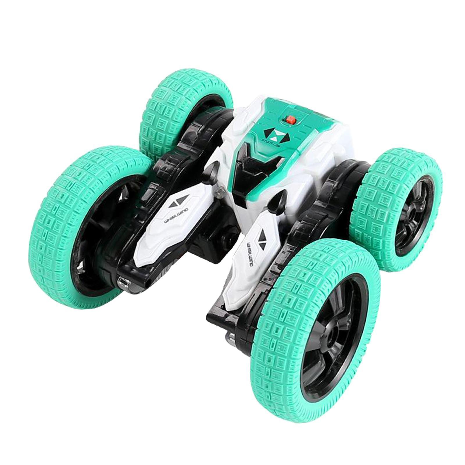 miniatura 25 - Telecomando Auto Stunt Car Giocattolo Per Bambini 2.4GHz di Controllo Remoto