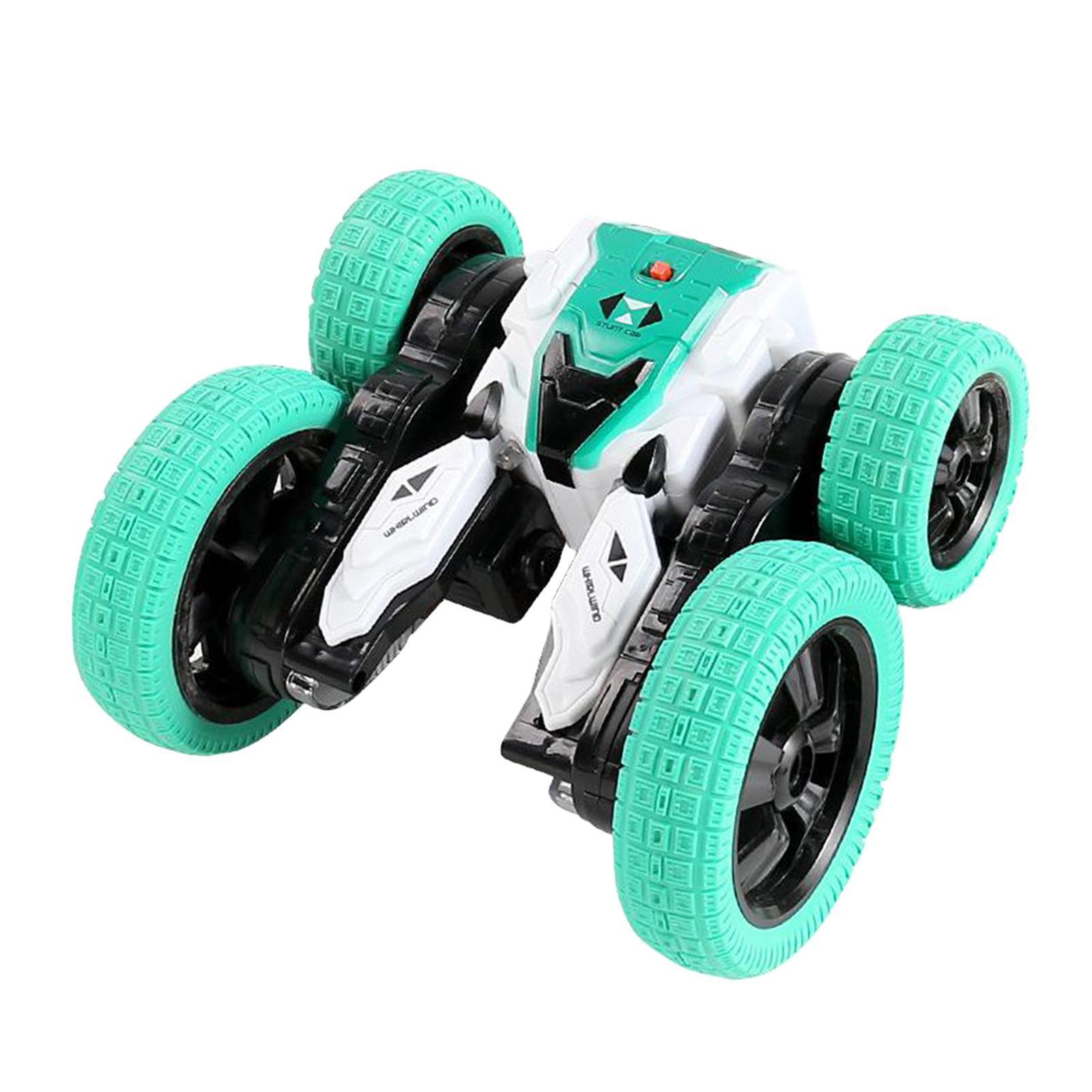 miniatura 26 - Telecomando Auto Stunt Car Giocattolo Per Bambini 2.4GHz di Controllo Remoto