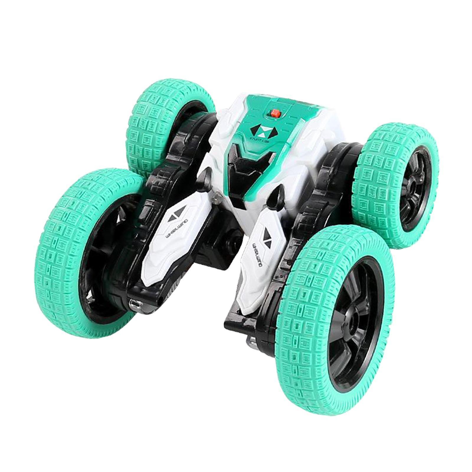 miniatura 27 - Telecomando Auto Stunt Car Giocattolo Per Bambini 2.4GHz di Controllo Remoto