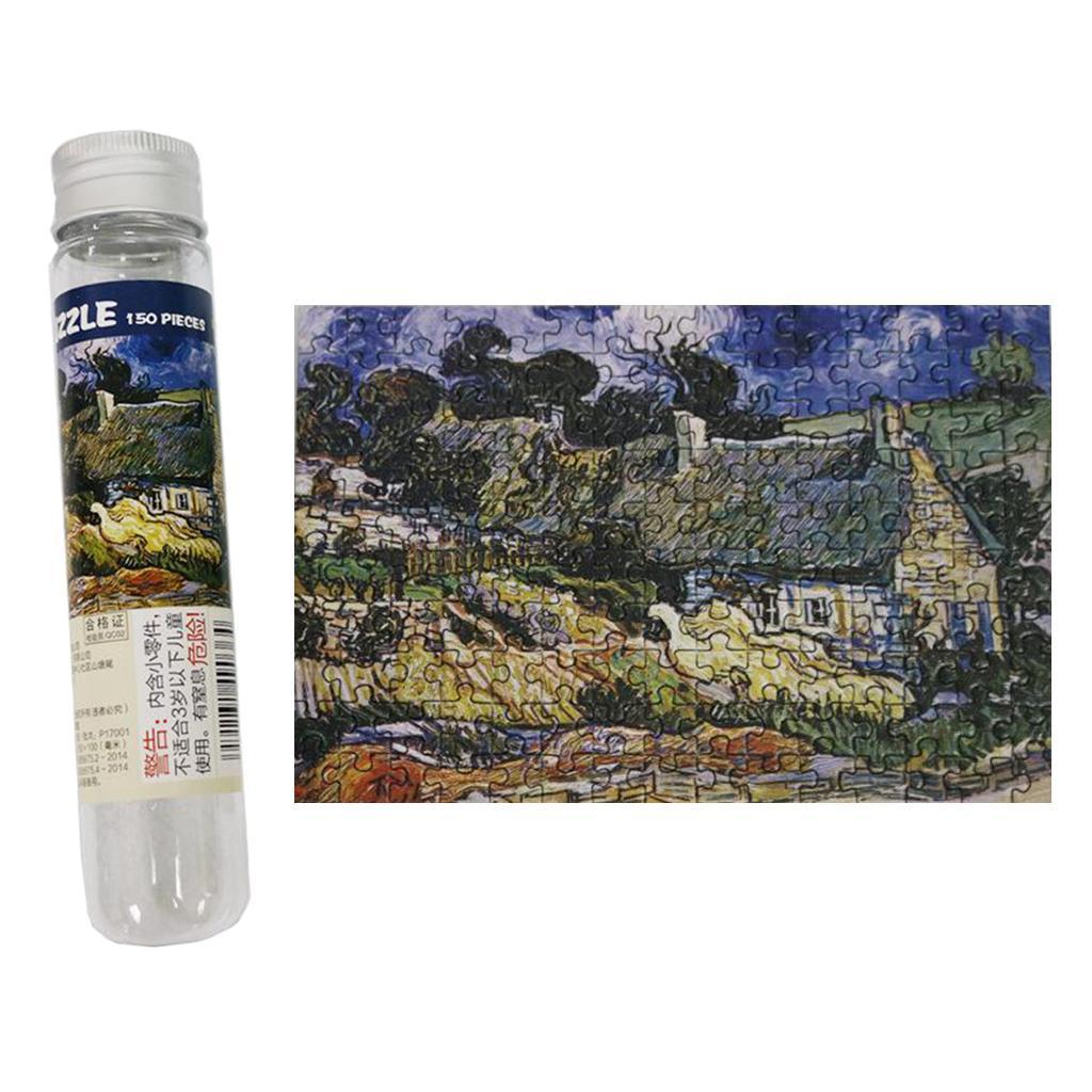 miniatura 125 - Pittura A olio di Puzzle Puzzle di Prova Tubo Capsula Gioco Di Puzzle