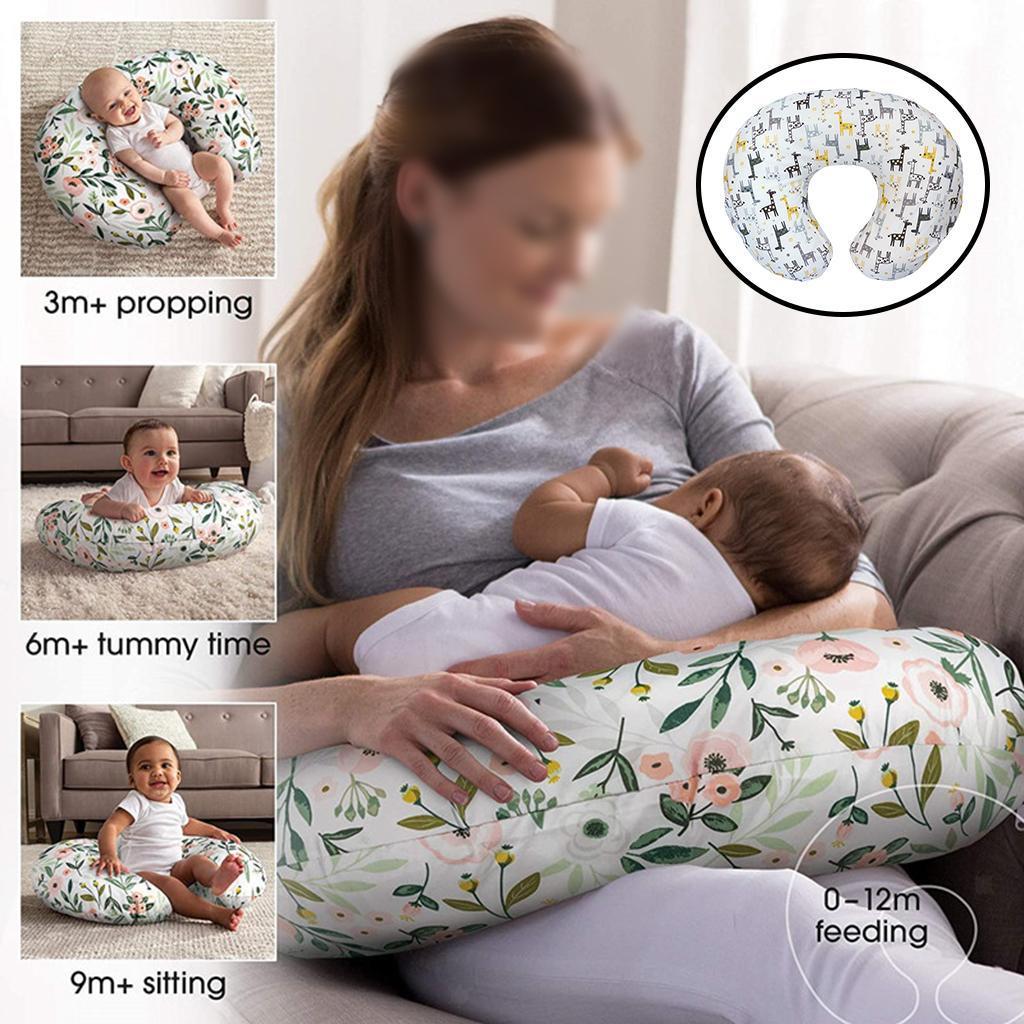 miniatura 12 - Fodera per cuscino per allattamento Federa per cuscino per allattamento al