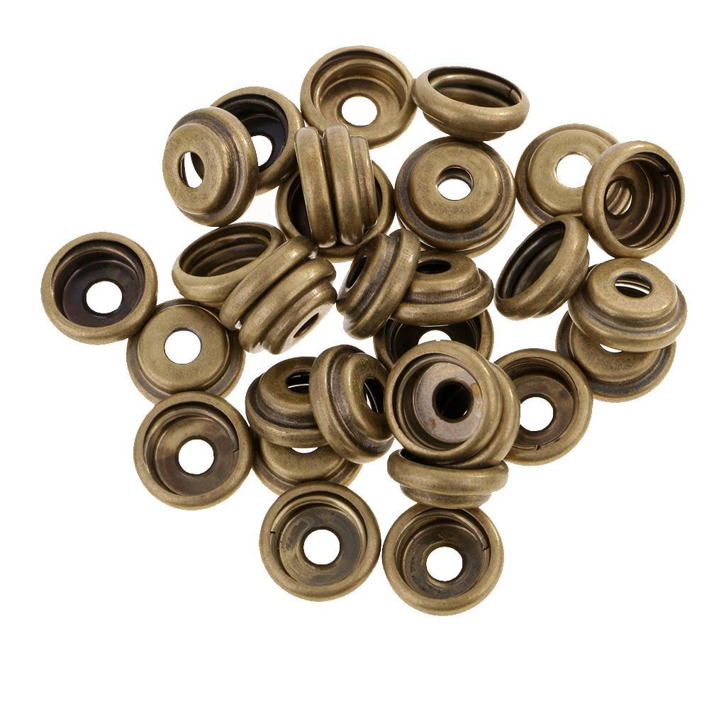 30-Sets-Vintage-Metal-Snap-Fasteners-Sewing-Button-Press-Studs-for-Leather-Craft thumbnail 19