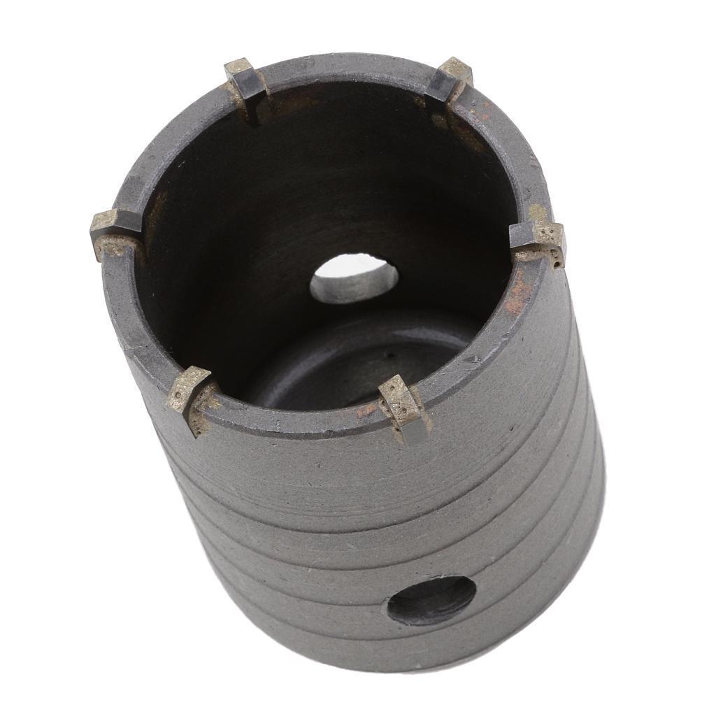 Punta-Trapano-Fresa-A-Foro-In-Carburo-Per-Calcestruzzo-Mattoni-Cemento miniatura 11