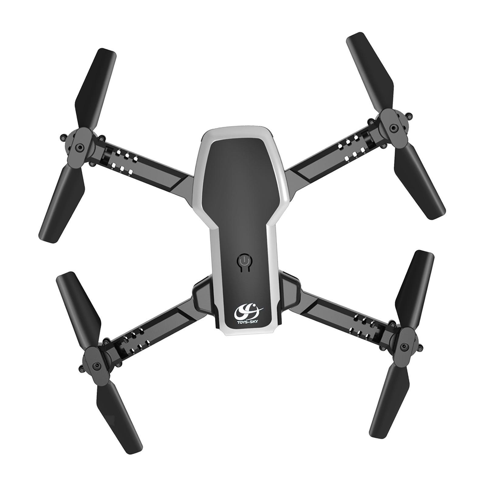 Indexbild 9 - Faltbare Mini Drohne Quadcopter Drohne für Reisen im Freien 500mAh Akku
