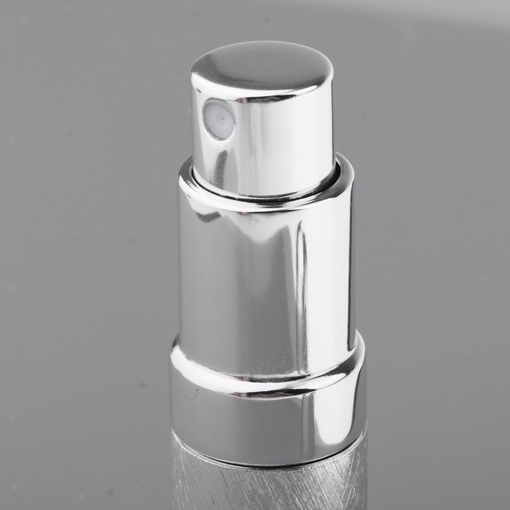 6ml-Metall-Tragbare-Mini-Nachfuellbare-Parfuemflasche-Fuer-Die-Reise-Mehrfarbig Indexbild 11