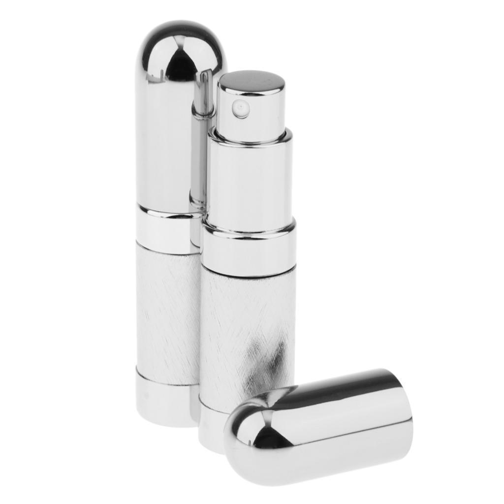 6ml-Metall-Tragbare-Mini-Nachfuellbare-Parfuemflasche-Fuer-Die-Reise-Mehrfarbig Indexbild 13