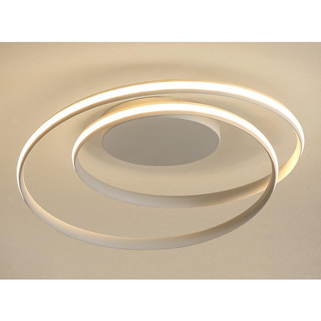 Luce-di-Soffitto-del-LED-di-Controllo-Remoto-Della-Lampada-Soggiorno-Cucina miniatura 17