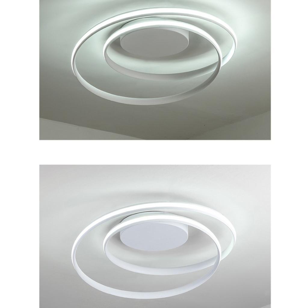 Luce-di-Soffitto-del-LED-di-Controllo-Remoto-Della-Lampada-Soggiorno-Cucina miniatura 19