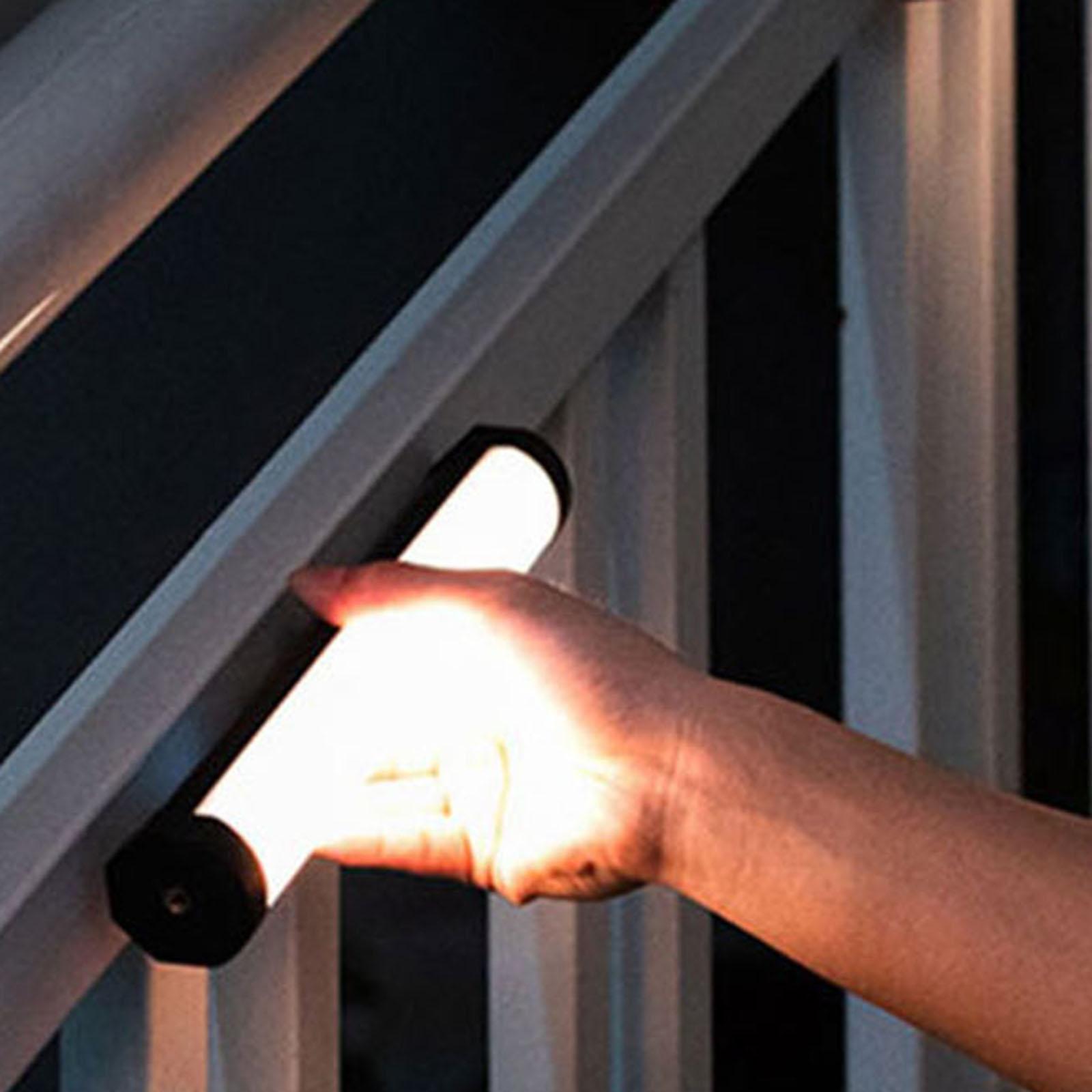 Tube Light Batteriebetriebene einstellbare RGB-Lichtleiste für