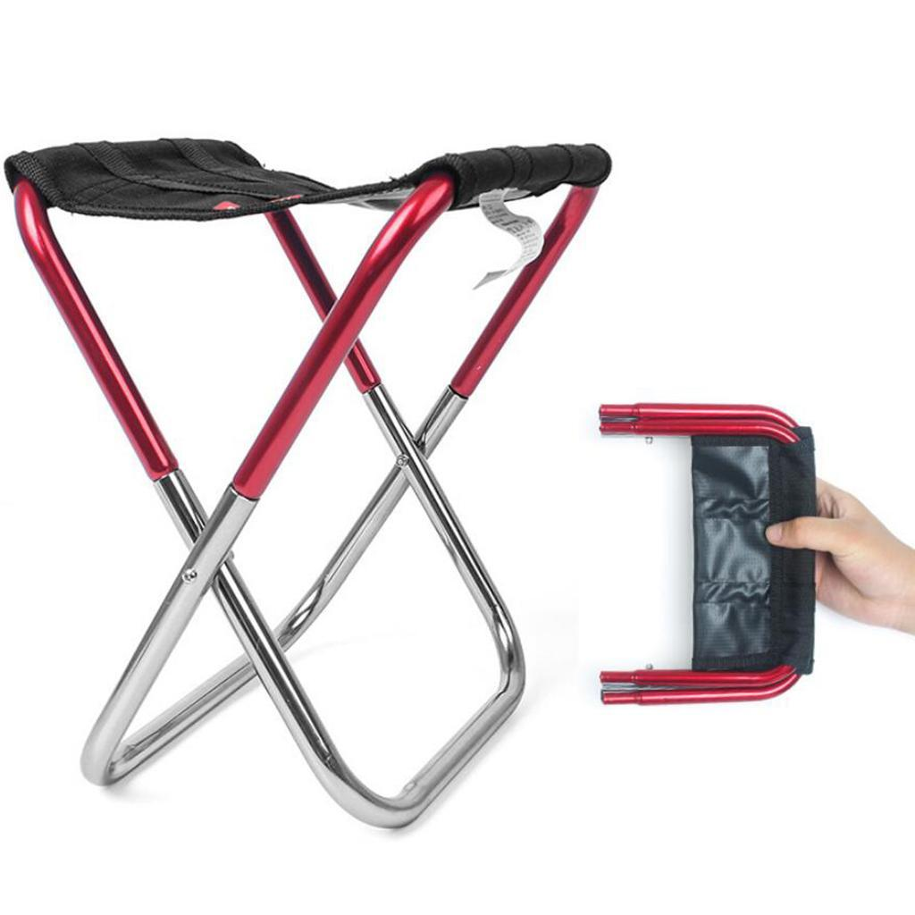 Folding Pocket Chair Outdoor Fishing Camping Portable