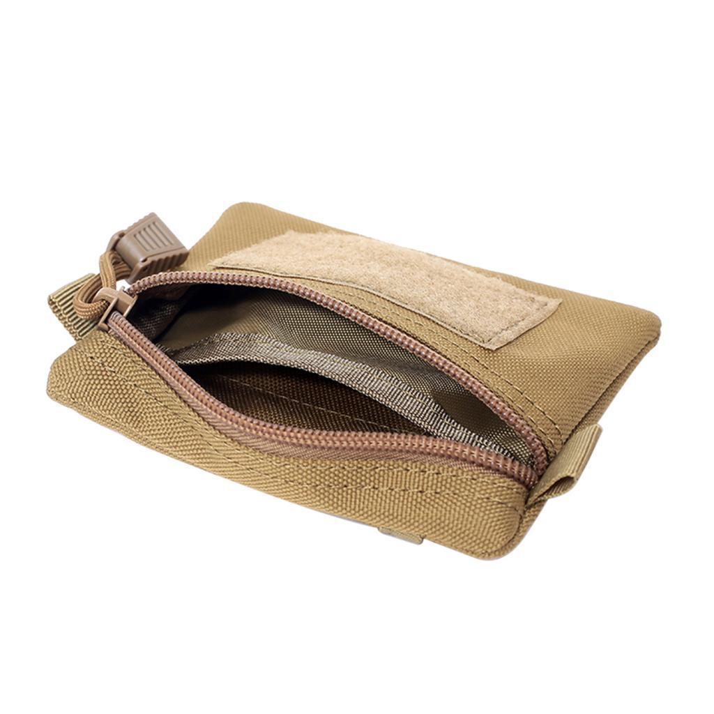 Tactical-Money-Wallet-Change-Purse-Small-Key-Pouch-Accessory-Bag-Gadget-Gear thumbnail 9