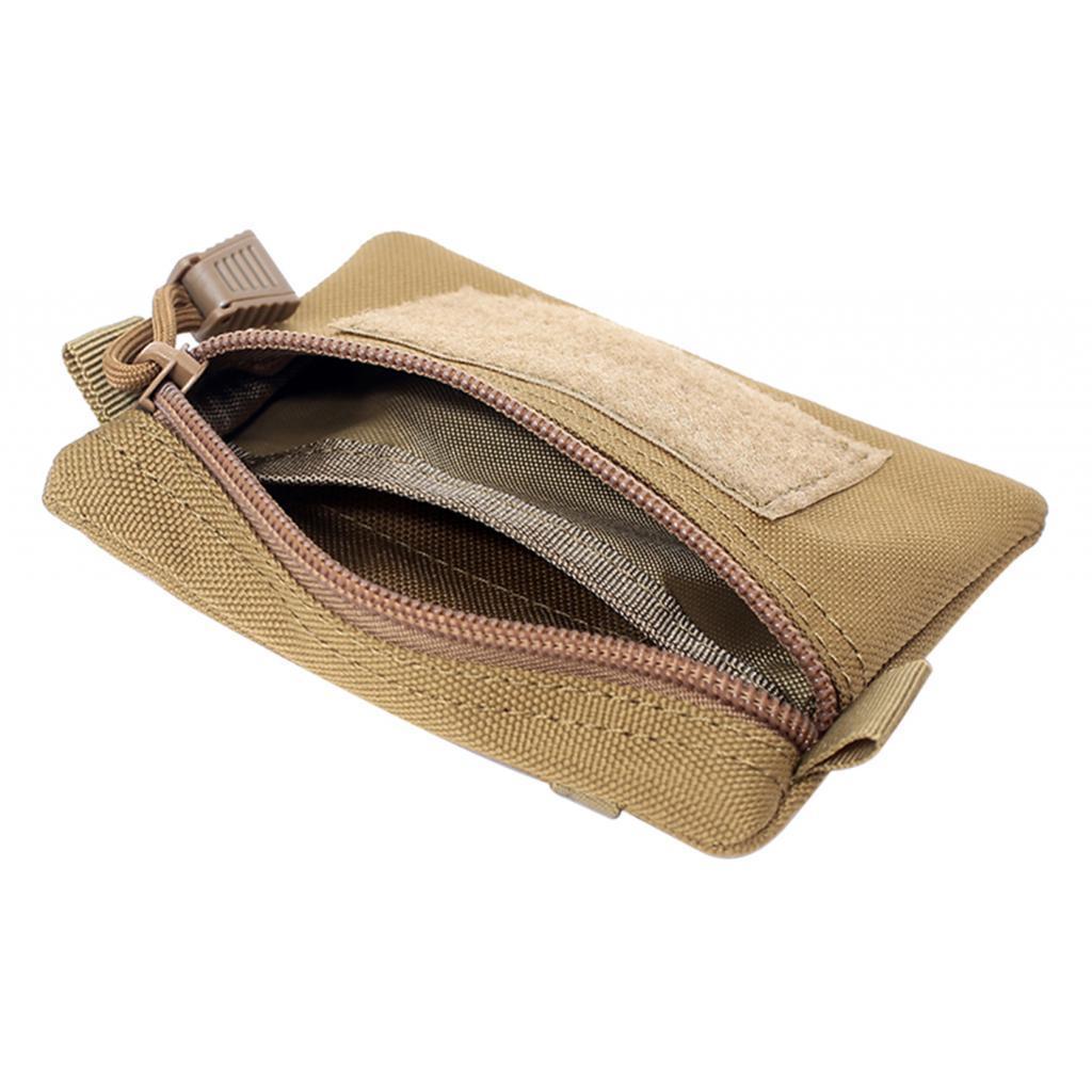 Tactical-Money-Wallet-Change-Purse-Small-Key-Pouch-Accessory-Bag-Gadget-Gear thumbnail 11