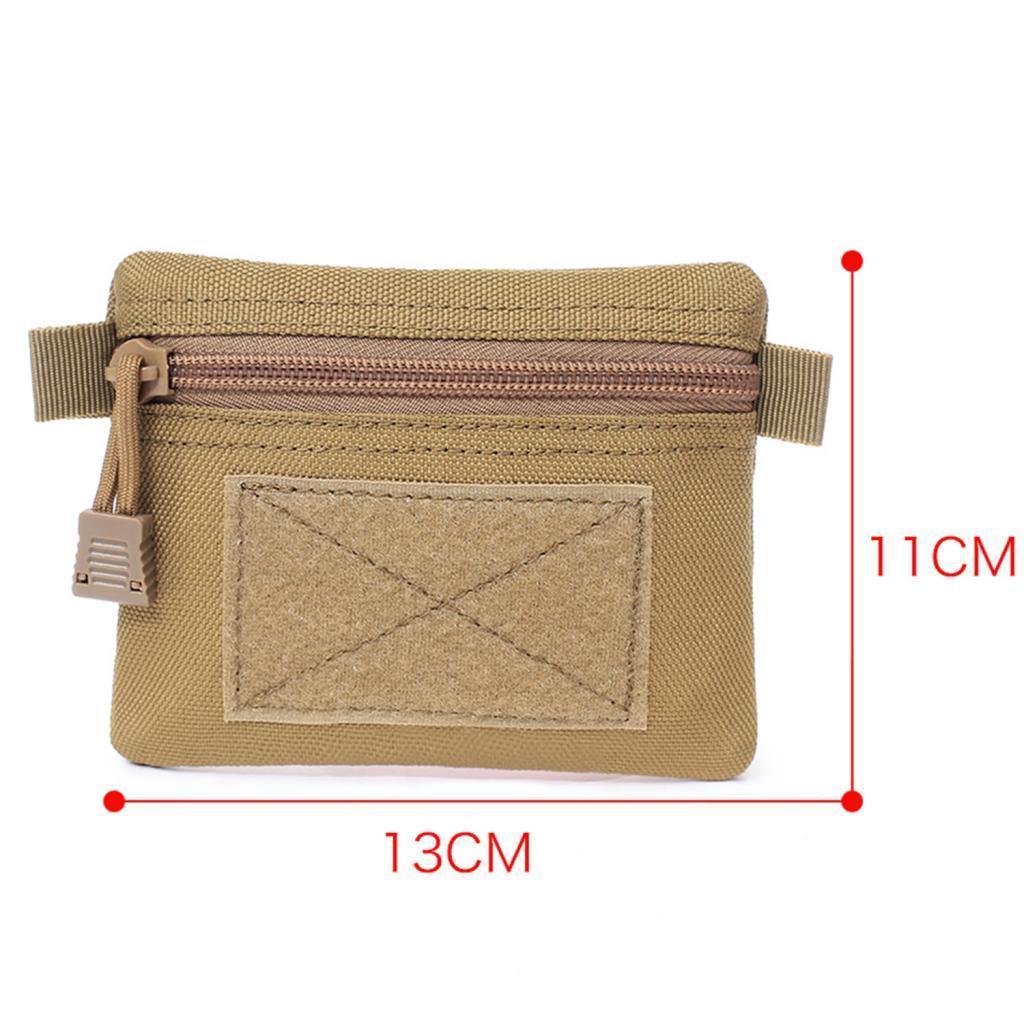 Tactical-Money-Wallet-Change-Purse-Small-Key-Pouch-Accessory-Bag-Gadget-Gear thumbnail 14