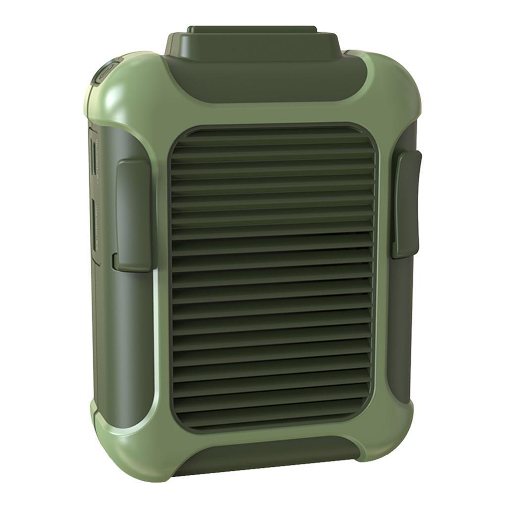 5V-USB-Portable-Mini-ventilateur-taille-ventilateur-suspendu-pour-les-Sports-de miniature 14