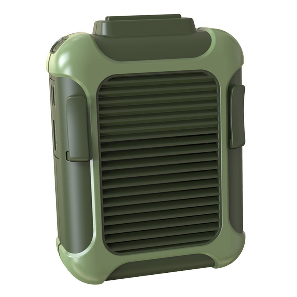 5V-USB-Portable-Mini-ventilateur-taille-ventilateur-suspendu-pour-les-Sports-de miniature 15