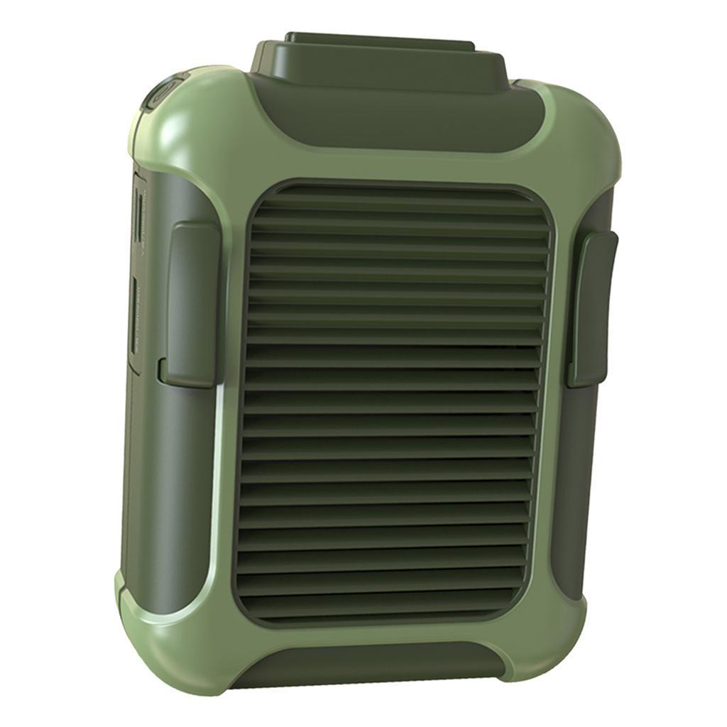 5V-USB-Portable-Mini-ventilateur-taille-ventilateur-suspendu-pour-les-Sports-de miniature 17
