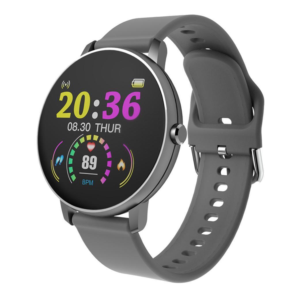 Indexbild 6 - Smart Watch Wasserdichte Herzfrequenz Schlafmonitor Sport Armbanduhr SMS