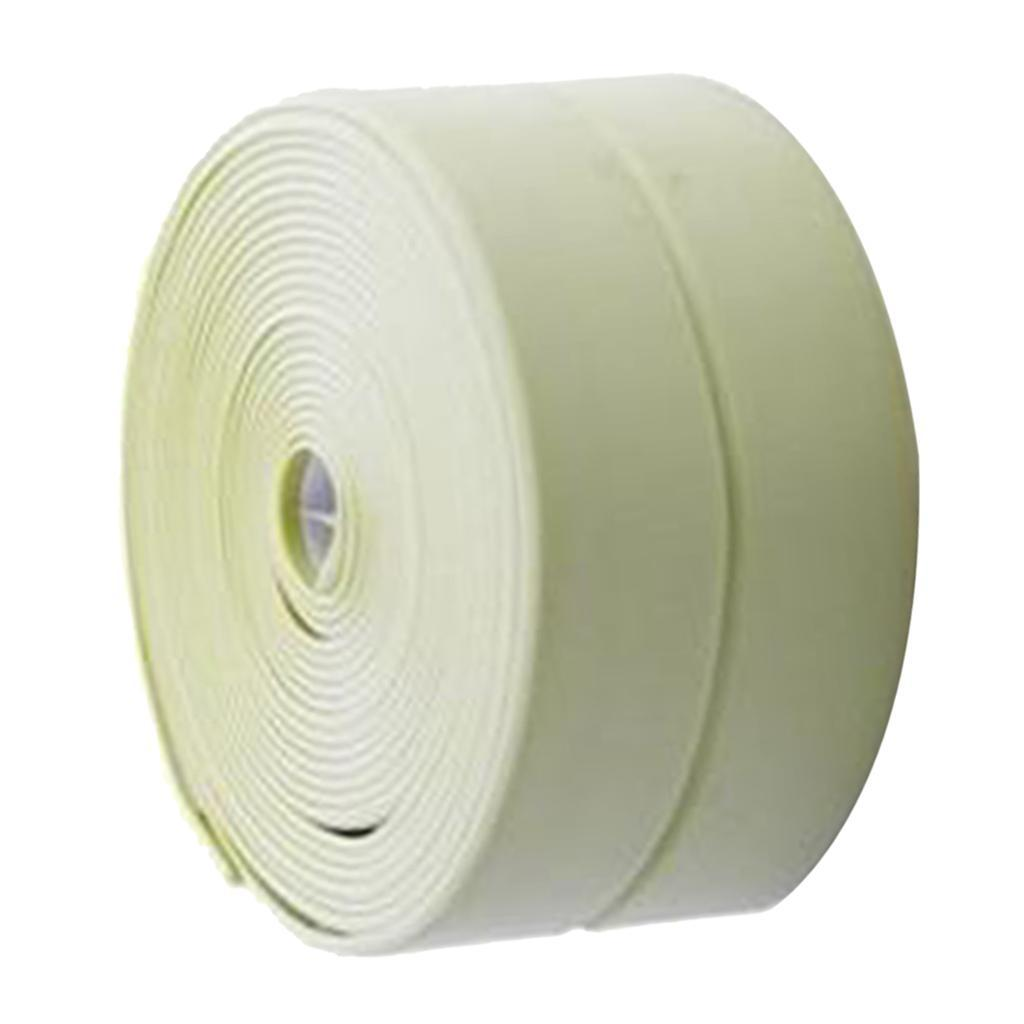 Moldproof Pvc Adhesive Tape Caulk Strip Sticker For