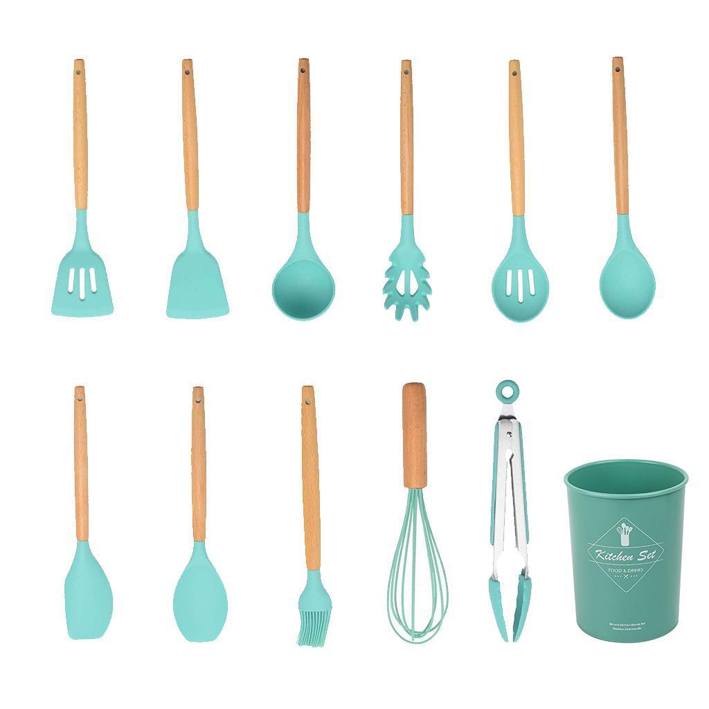 miniatura 3 - Kit di utensili da cucina Pentole antiaderenti per la cottura domestica