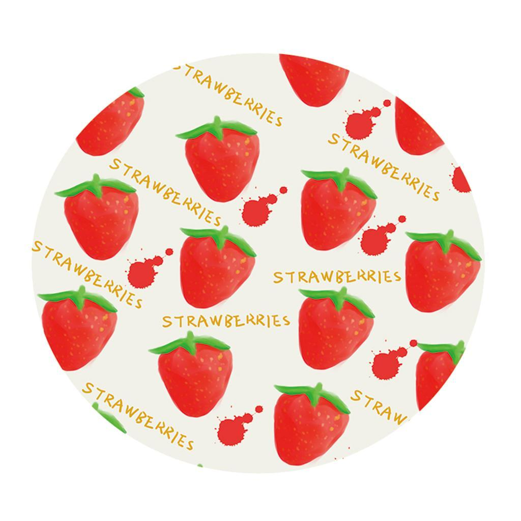 Round-Tablecloth-Table-Cover-Dining-Party-Supplies-1-2m-Dia-Strawberry thumbnail 8