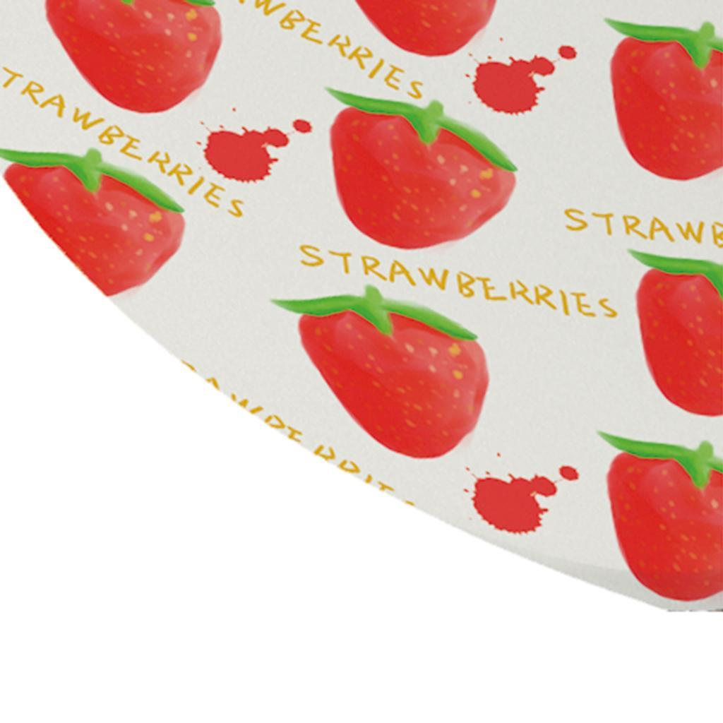 Round-Tablecloth-Table-Cover-Dining-Party-Supplies-1-2m-Dia-Strawberry thumbnail 7