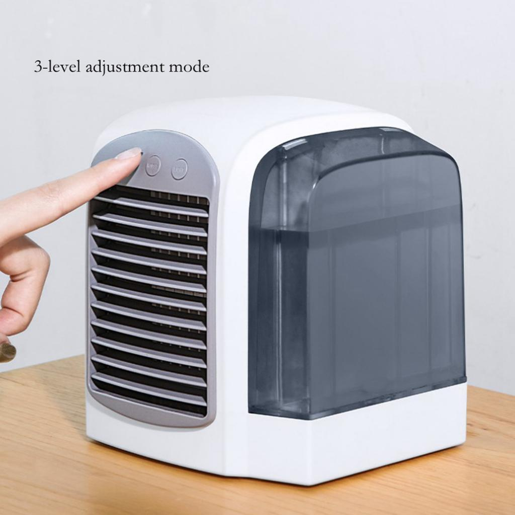 miniature 14 - Ventilateur-de-refroidissement-par-eau-de-refroidisseur-de-climatiseur-de