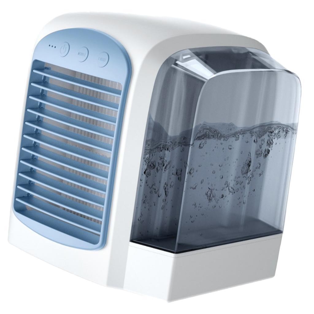 miniature 5 - Ventilateur-de-refroidissement-par-eau-de-refroidisseur-de-climatiseur-de